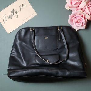 [Tutilo] Bowling Bag Styled Laptop Business Bag